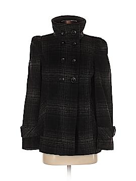 Zara Basic Coat Size 2