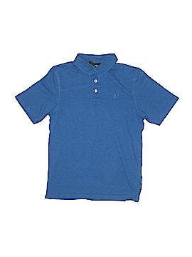Volcom Short Sleeve Polo Size 10
