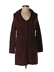 Cacharel Women Wool Cardigan Size 4