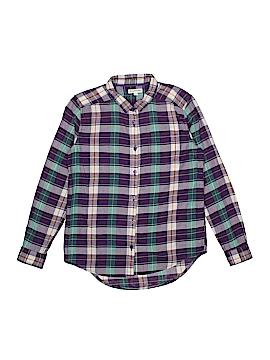 Tucker + Tate Long Sleeve Button-Down Shirt Size 16