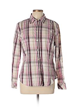 Escada Sport Long Sleeve Button-Down Shirt Size 42 (EU)
