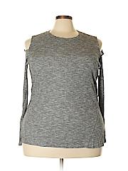 RACHEL Rachel Roy Women Pullover Sweater Size 2X (Plus)