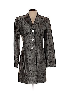 Amanda Smith Silk Blazer Size 4