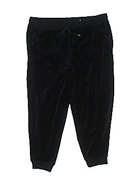Style&Co Sport Velour Pants Size XL (Petite)