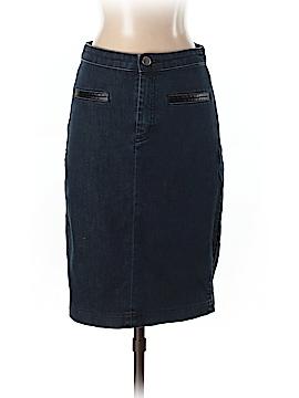 Club Monaco Denim Skirt Size 0