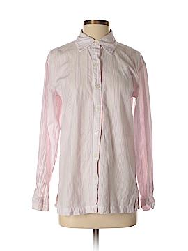 BFA Classics Long Sleeve Button-Down Shirt Size S