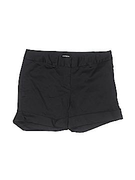 Express Outlet Khaki Shorts Size 4