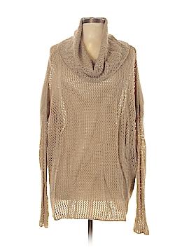 Joan Vass Pullover Sweater Size Lg - XL