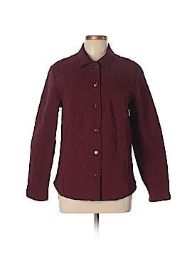 Barbara Lesser Fibers Jacket Size L