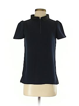 Zapa Short Sleeve Blouse Size 0 (Tall)