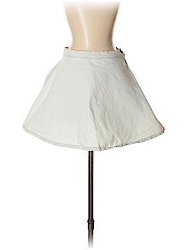 American Apparel Denim Skirt Size S