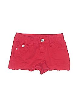 Justice Denim Shorts Size 7R