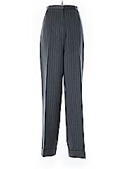Givenchy Women Wool Pants Size 46 (EU)