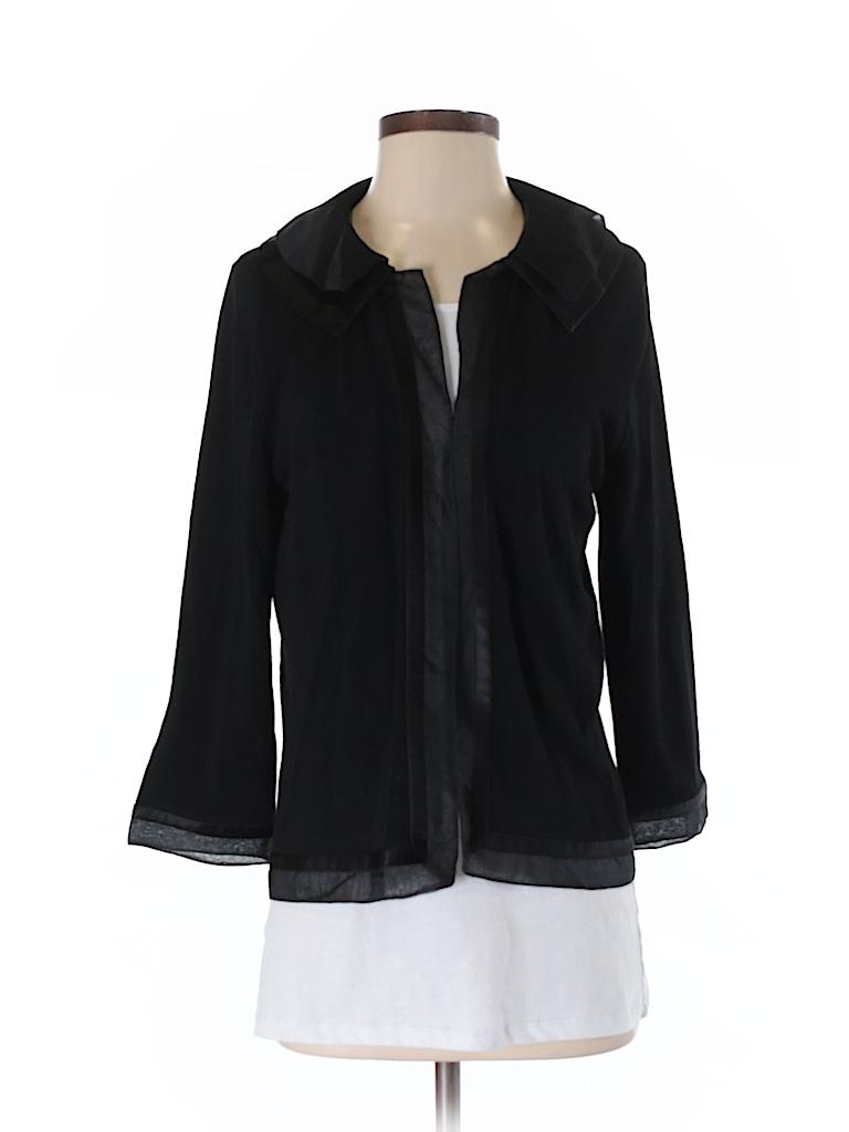 Carmen Marc Valvo Collection Women Cardigan Size M