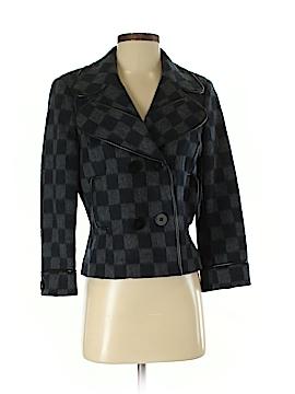 Per Se By Carlisle Wool Blazer Size 4