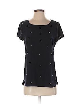 Ann Taylor Factory Short Sleeve Blouse Size S