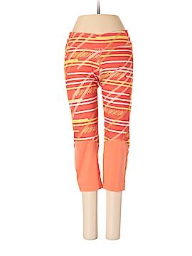 Cozy Orange Active Pants Size S