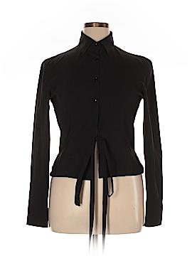Emporio Armani Long Sleeve Blouse Size 46 (EU)