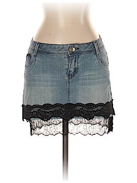 RD Style Denim Skirt Size S