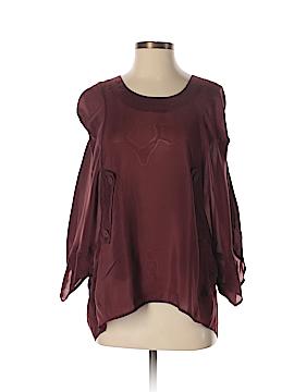 Alexander Wang 3/4 Sleeve Blouse Size XS