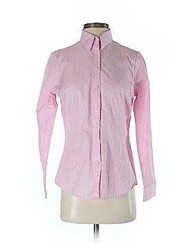 Charles Tyrwhitt Long Sleeve Button-Down Shirt Size 10 (UK)