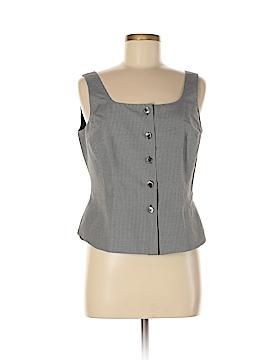 Rena Rowan Tuxedo Vest Size 8