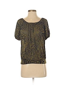 Renee C. Short Sleeve Top Size S