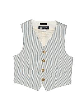 Crewcuts Outlet Tuxedo Vest Size 4 - 5