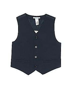 Janie and Jack Tuxedo Vest Size 6