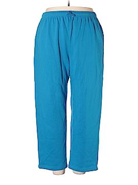 Woman Within Sweatpants Size 26 (2X) (Plus)