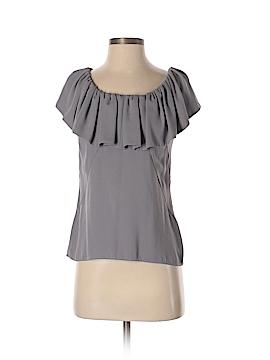 Farhi by Nicole Farhi Short Sleeve Blouse Size 2