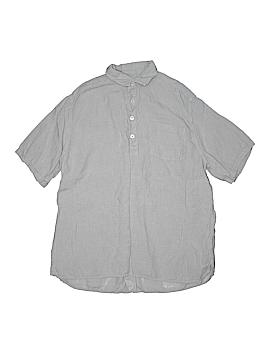Mini Boden Short Sleeve Button-Down Shirt Size 13-14