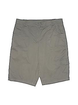 Karen Scott Cargo Shorts Size 8