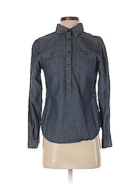 TOMS Long Sleeve Button-Down Shirt Size XS