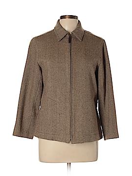 Ralph Lauren Women Wool Coat Size 10 (Petite)