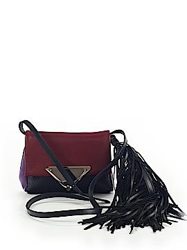 Sara Battaglia Leather Crossbody Bag One Size