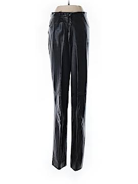 Escada Faux Leather Pants Size 36 (EU)