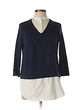 Akris punto Wool Pullover Sweater Size 42 (FR)