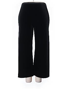 Alex Evenings Velour Pants Size XL (Petite)