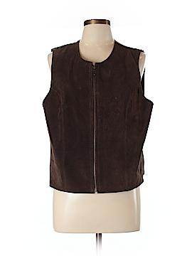 PASSPORTS Leather Jacket Size L