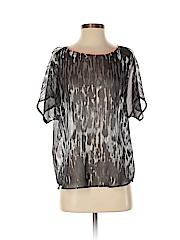 Express Women Short Sleeve Blouse Size S