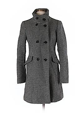 Uniqlo Wool Coat Size 6