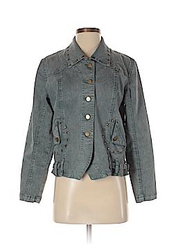 DG^2 by Diane Gilman Denim Jacket Size S