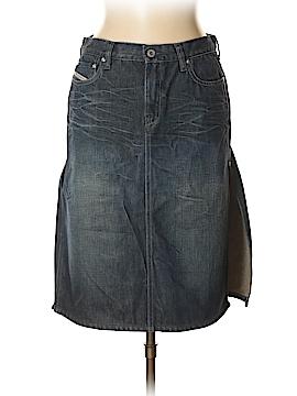 Diesel Denim Skirt 30 Waist