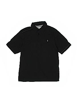 Volcom Short Sleeve Polo Size L (Youth)