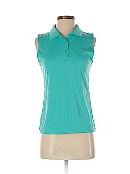 Maggie Lane Sleeveless Polo Size S