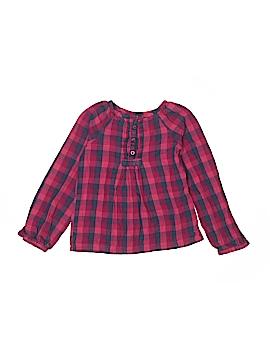 Okaidi Long Sleeve Blouse Size 5
