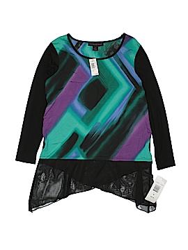 Hayley Matthews 3/4 Sleeve Blouse Size M