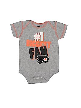 NHL Short Sleeve Onesie Size 0-3 mo