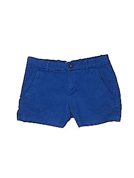 Zara Basic Khaki Shorts Size 2